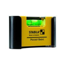 Уровень мини STABILA Pocket Basic 7 х 2 х 4 см