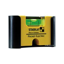 Уровень мини STABILA Pocket Electric 7 х 2 х 4 cм