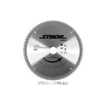 Диск пильный по алюминию STHOR Ø=250/30 мм, h=3 мм, 100 зубцов