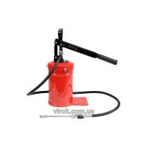 Нагнетатель смазки YATO 4 кг со шлангом 1.5 м 13.8 МПа