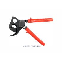 Кабелерез для алюминия и медных кабелей 380 мм² YATO 380 мм