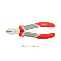 Бокорезы YATO никелированные l=160 мм