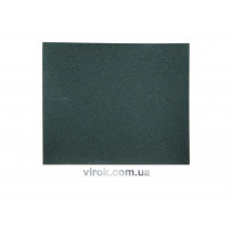 Бумага шлифовальная водостойкая VOREL 230 x 280 мм P80 50 шт
