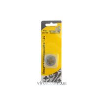Плашка VIROK М8 х 1.25 мм сталь 9ХС
