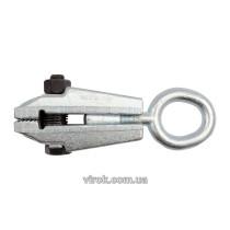 Затискач для листового металу YATO, l= 125 мм, роб. t≤ 16 мм [12]
