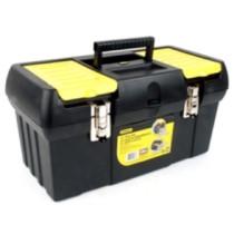 Ящик для інструменту STANLEY серія 2000 з 2 органайзерами, лотком і металевими замками 41х20х18,5 см