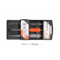 Набор зубил и кернеров YATO 125 мм 3 шт