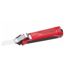 Нож для снятия изоляции NWS 4-28 мм с прямым лезвием 35 мм 180 мм