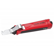 Нож для снятия изоляции NWS 4-28 мм с двусторонним лезвием 25 мм 170 мм