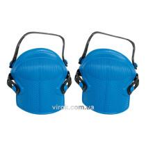 Наколенники VOREL резиновые синие