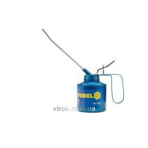 Маслянка VOREL з твердим наконечником V=300 мл