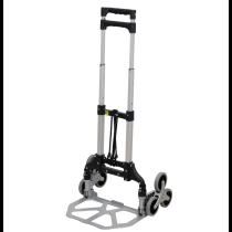 Візок з колесами для сходинок, розкладаний VOREL макс. вага 70 кг, 100х 45х 46,5 см