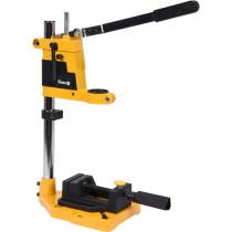 Штатив VOREL для дриля з лещатами h=400 мм, 150х 150 мм, тримач до Ø= 38-43 мм