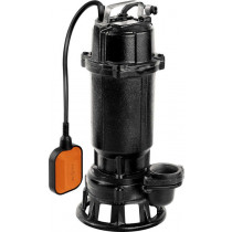 Насос для брудної води FLO мережевий з подрібнювачем, 450 Вт, 9000 л/год, висота- 10м чавунний корпус