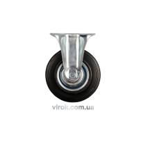 Колесо для тележки с неподвижной опорой VOREL Ø75 x 23 x 97 мм 40 кг