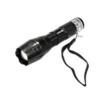 Ліхтар VOREL CREE XP-E світлодіодний 5 Вт, 3 режими, 280 lm, живлення - 3 ААА Ø=40 мм l=135 мм