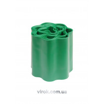 Полоса бар'єрна VOREL для рослин зелена b=150 мм l=9 м