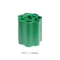 Бордюрная лента для газона зеленая FLO 150 мм 9 м