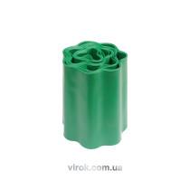 Бордюрная лента для газона зеленая FLO 200 мм 9 м