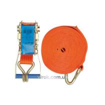 Ремінь для кріплення багажу з тріщаткою + гачок 5т VOREL 2000daN 50 мм х10 м