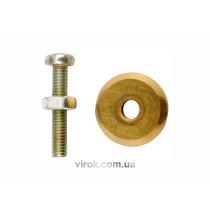 Ролик отрезной для плиткореза YATO YT-3703 12.6 x 3 x 3 мм