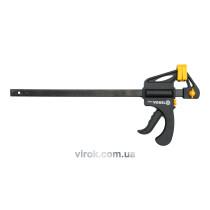 Струбцина VOREL автоматическая 200 мм