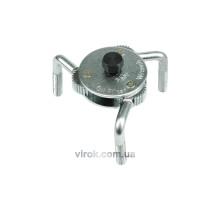 Съемник масляного фильтра VOREL краб 65-100 мм