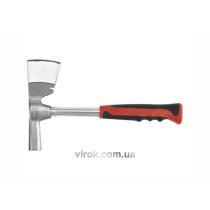Топор штукатурный YATO с металлической ручкой 315 мм 600 г
