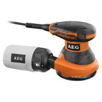 Эксцентриковая шлифмашина AEG 300 Вт 125 мм (4935416100)