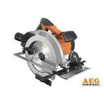 Пила дисковая сетевая AEG 1.5 кВт Ø190 x 30 мм 62/47 мм (4935472007)