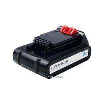 Аккумулятор Black+Decker Li-Ion 18 В 2 Ач