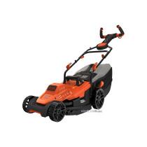 Газонокосилка 4-колесная электрическая Black+Decker 1600 Вт 380/20-70 мм 45 л