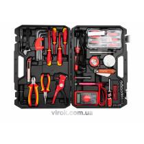 Набор инструментов для электрика YATO 68 элементов