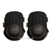 Наколенники защитные VOREL чорные с накладкой