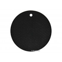 Подкладка силиконовая черная FALA Ø= 175 мм