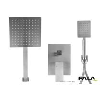 Душовая система STEELY S FALA 2 функции шланг 1.5 м