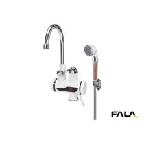 Нагреватель води с LCD-дисплеем KALTA-3 FALA 3 кВт до 60°С 0.1-0.6 Мпа + душевой комплект