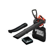 Аккумуляторный садовый пылесос Black+Decker GWC3600L20