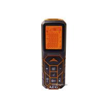 Дальномер лазерный с LCD-дисплеем AEG 50 м ±1.5 мм 2 х ААА класc лазера- 2 (4935447680)