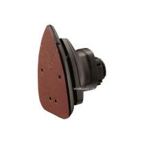 Насадка вибро-шлифмашина Black+Decker до MT350K/MT18K/MT188KB