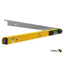 Угломер электронный STABILA TECH 700 DA 80 см 0°–270° 0.5 мм/м 0.10° IP54