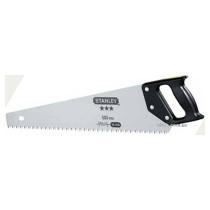 """Ножівка по дереву STANLEY з прямими заточуваними зубами: L= 500 мм, 3.5 зуба/1"""""""