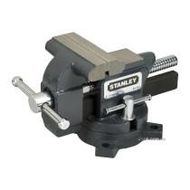 Тиски слесарные поворотные STANLEY MAXSTEEL 85 мм 6 кг