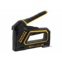 """Степлер STANLEY """"FatMax Composite"""" 4 в 1 для скоб 6-14 мм"""