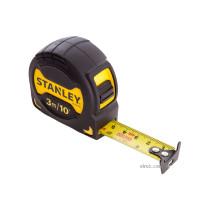 "Рулетка STANLEY ""GripTape"" 3 м x 19 мм"
