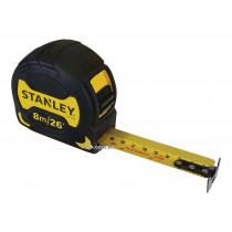 "Рулетка STANLEY ""GripTape"" 8 м x 28 мм"