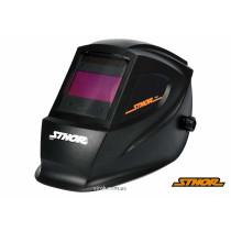 Маска сварщика с автозатемненным светофильтром STHOR 100 х 50 мм