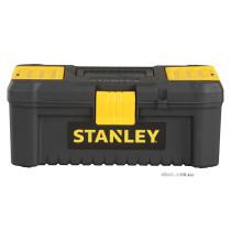 """Ящик для інструментів пластиковий з комірками в кришці Stanley 16""""; 20х 19,5х 41 см"""