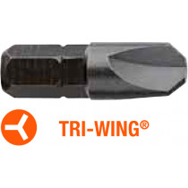 Насадка отверточная INDUSTRY USH TRI-WING TW6 x 25 мм 5 шт