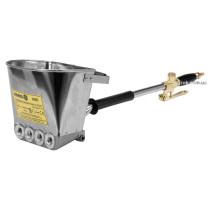 Ковш пневматический для штукатурки стен VOREL 4.5 л 4 бар 400 л/мин 50 м²/ч